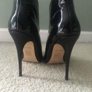 df582327232 Aldo Shoes - AlDO Meledith black patent leather shoes